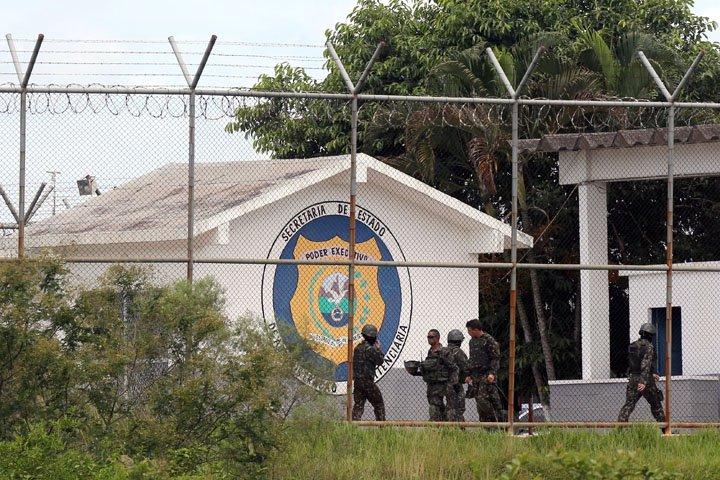 @BroadcastImagem: Forças Armadas e Seap fazem operação em presídio na Baixada Fluminense. Wilton Júnior/Estadão