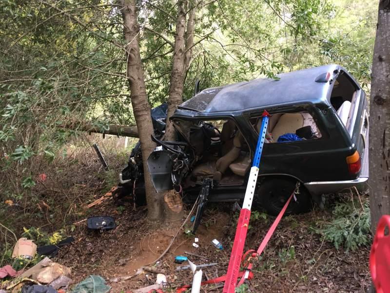 Driver in Highway 116 crash was Ukiah woman