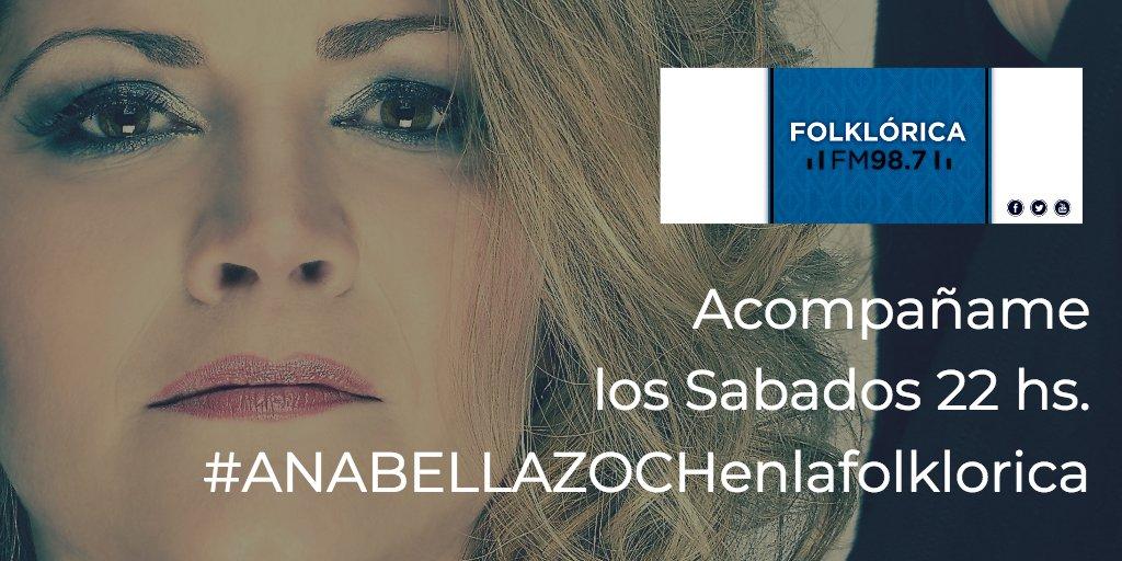 test Twitter Media - Desde Marzo! los sábados a las 22hs Qué alegría tengo, que oportunidad más hermosa!!! podés escucharme en la 98.@FolkloricaFM987 en Argentina y el mundo entero! https://t.co/jUgALm3ydw