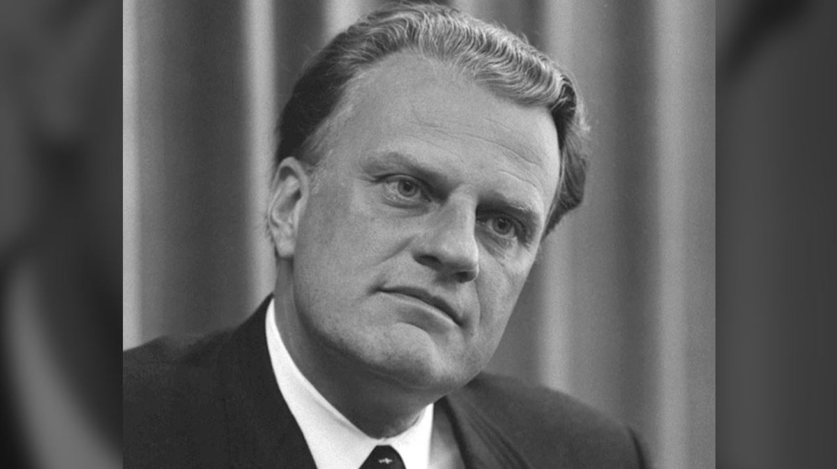 Details released for Billy Graham's memorial and funeral services