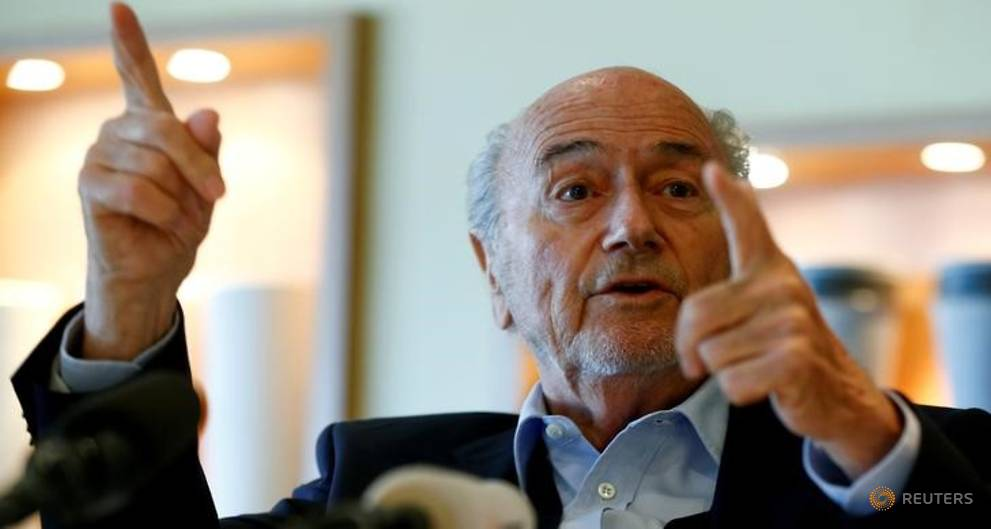 Blatter says Morocco would be logical choice for 2026 World Cup