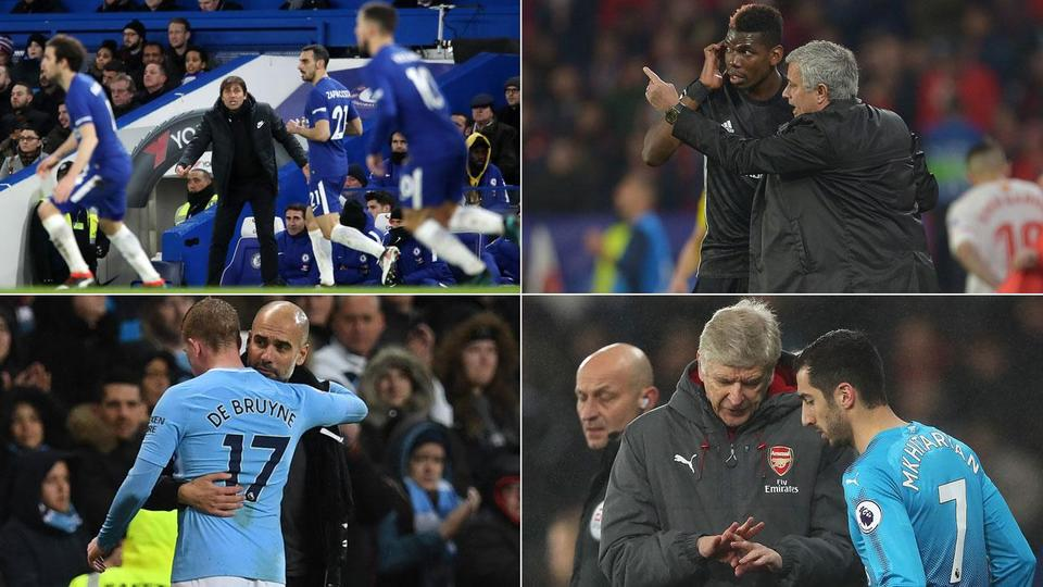 Sunday stakes high for Man City, Arsenal, Man United, Chelsea in seminal weekend