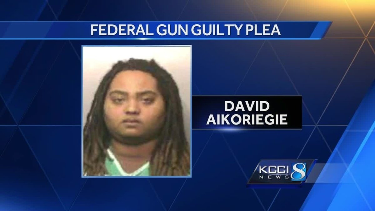 Man admits to robbing multiple gun stores