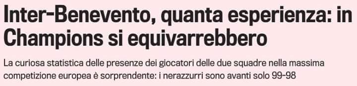 #InterBenevento