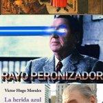 RT : El #RayoPeronizador alcanzó a...