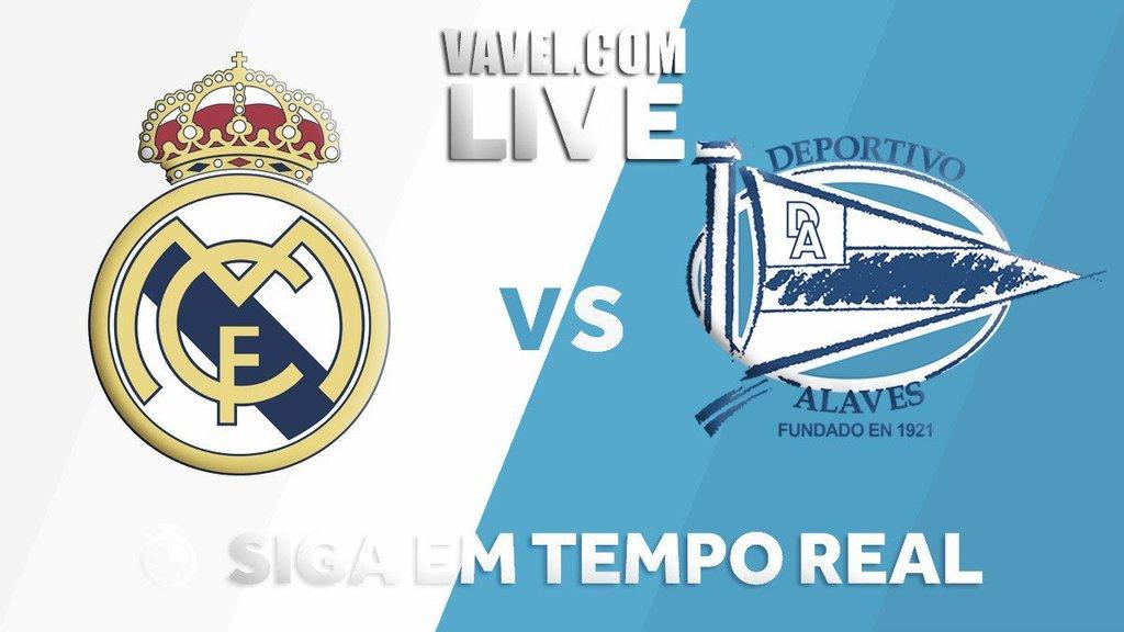 Real Madrid x Alavés AO VIVO online pelo Campeonato Espanhol 2017/18 https://t.co/yUQXGgZjAN https://t.co/7isJH8DDF3