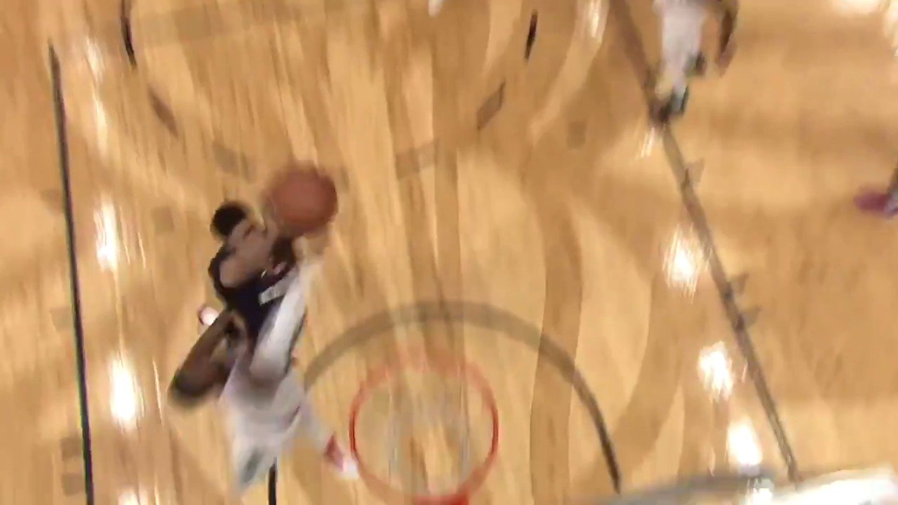 Anthony Davis ����! #DoItBig https://t.co/s5J3rMJZcY