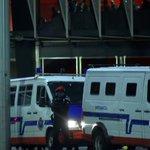 Zidane, Valverde condemn violence after policeman killed in Bilbao trouble