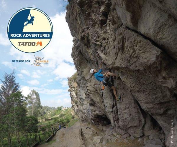 test Twitter Media - ¡Presentamos @TatooAdventureG y @karlmtb  ROCK ADVENTURES!  ¡Escuela de escalada en roca! Salidas semanales. 😊  Pronto más información. Iniciamos sábado 21 de Abril. https://t.co/6JHHtALbhT