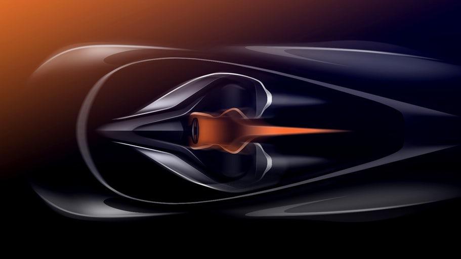 New 3-seat McLaren 'Hyper-GT' will fastest McLaren ever