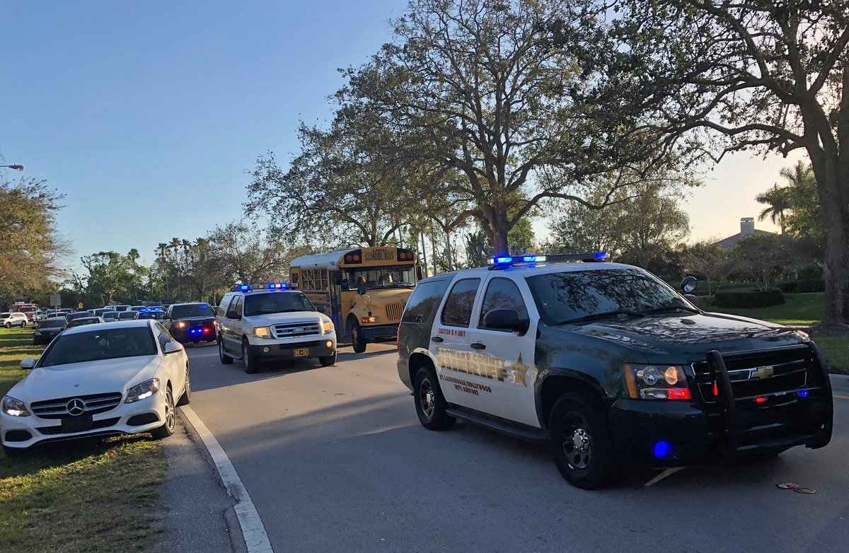 Florida student who threatened to kill classmates arrested with pipe bomb, weapons