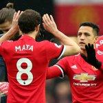 Mata feels no threat from Alexis at Man Utd