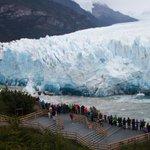 Argentine : le glacier Perito Moreno sur le point de se rompre