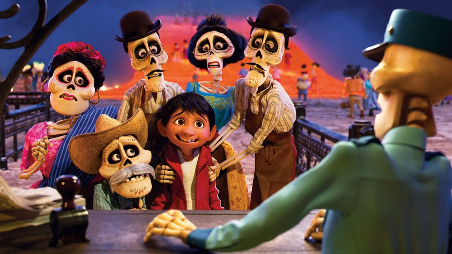 "Oscars: @PixarCoco's ""Remember Me"" wins Best Original Song"