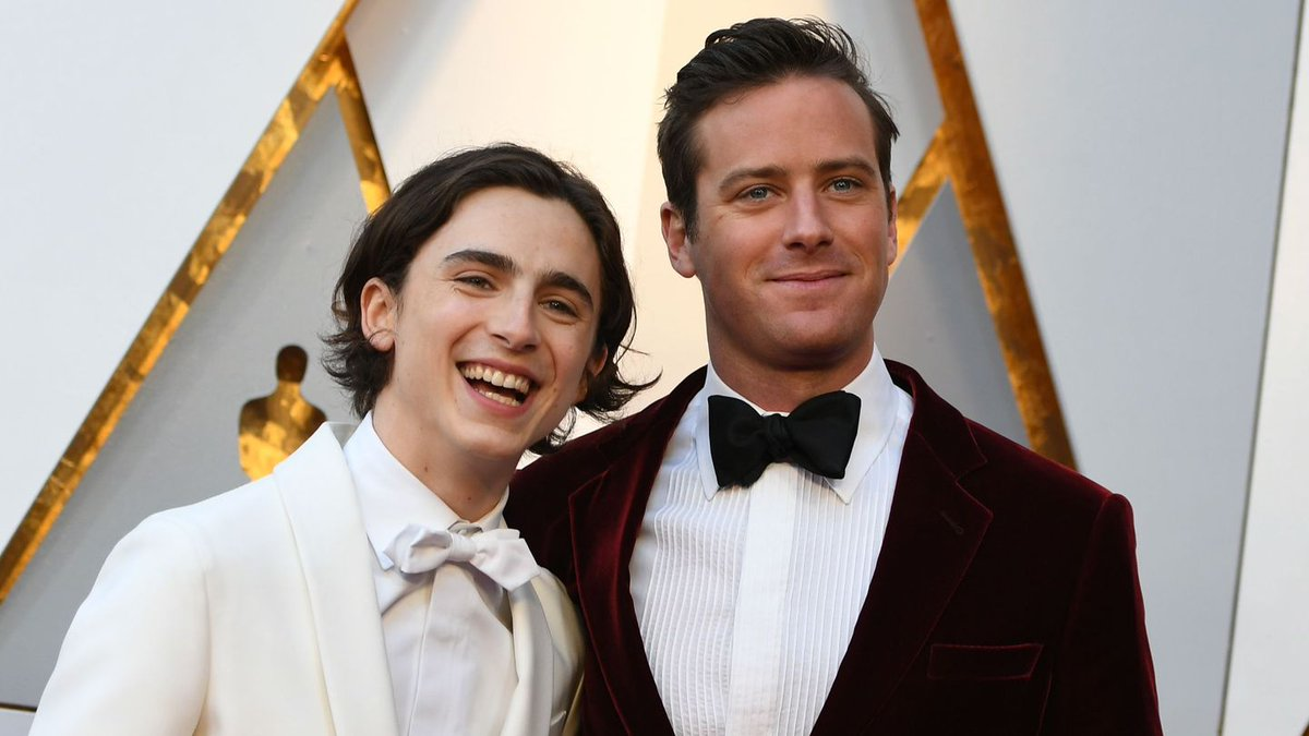 The 11 Cutest Couples At The 2018 Oscars
