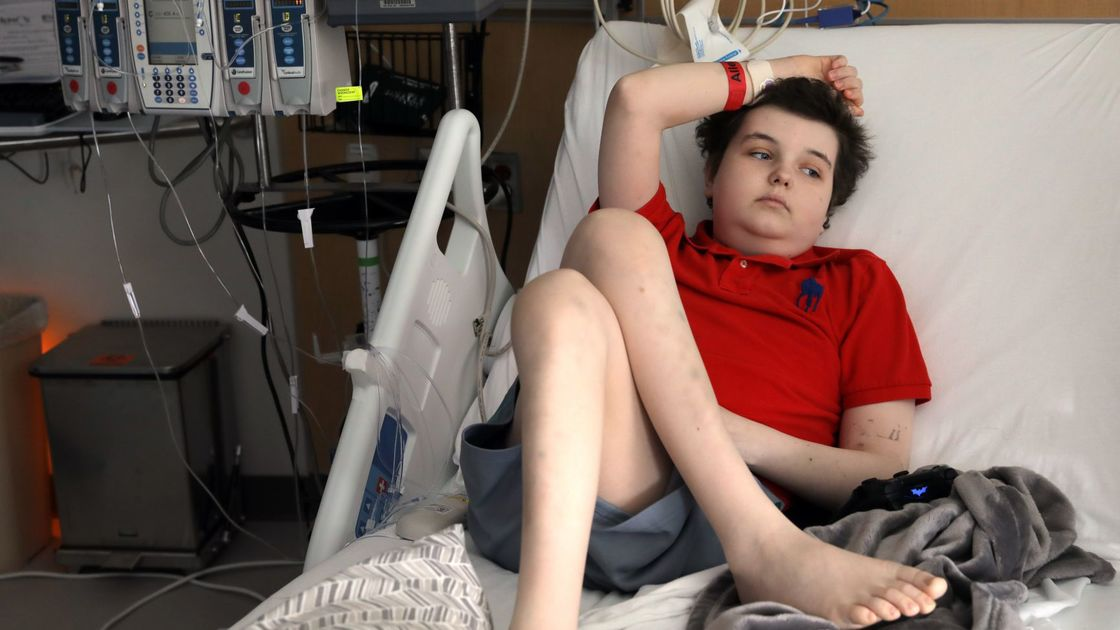 First childhood leukemia patient ready for 'game-changing' therapy in St. Louis