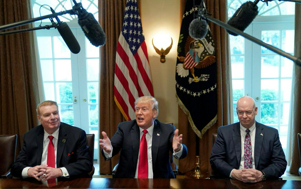Trump's extraordinary tariffs