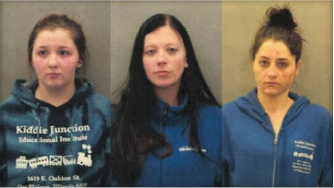 Three day car workers charged after giving toddlers gummy bears laced with melatonin in US