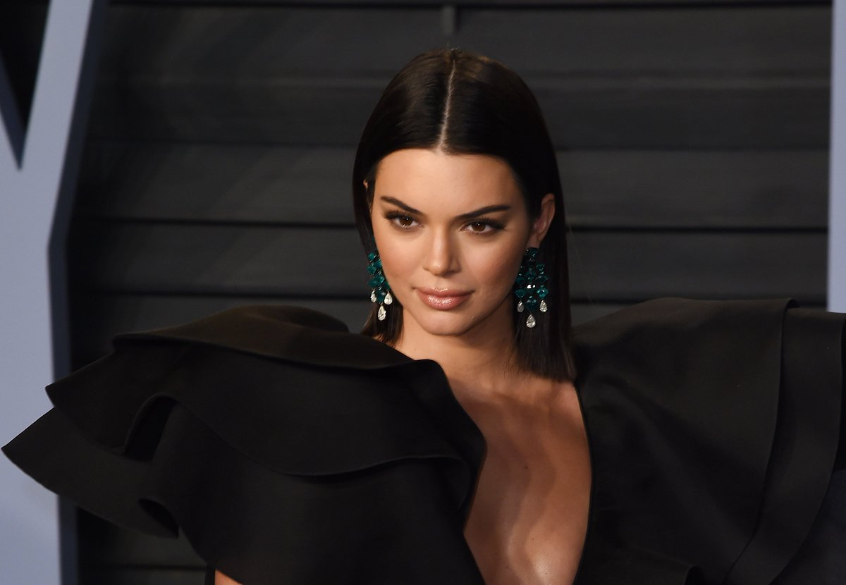 Apparently Kendall Jenner Was Hospitalised Before The Vanity Fair Oscars Party