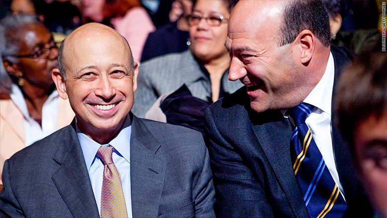 Why Wall Street loved Gary Cohn inside the White House