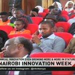 Nairobi innovation week launched