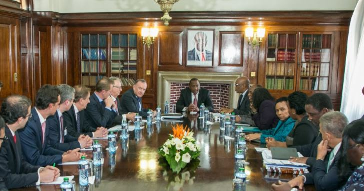 French firms set to invest more than $10b after Kenya visit