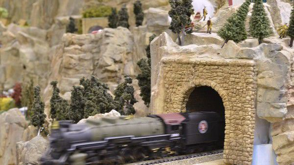Model train show coming to Delta Hotel Center Saturday and Sunday