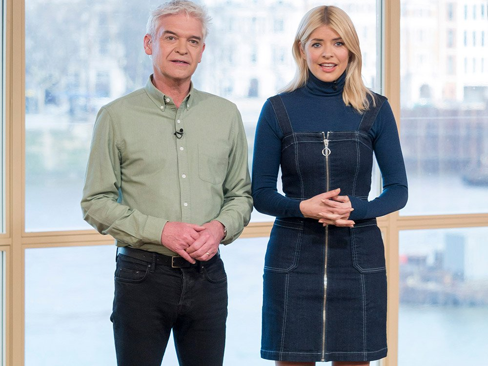 Holly Willoughby Leads An Impassioned Discussion About 'Upskirting' On This Morning