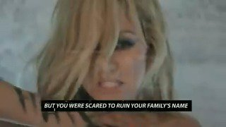 Aubrey O'Day: Donald Trump Jr. was scared to ruin his family's name ?