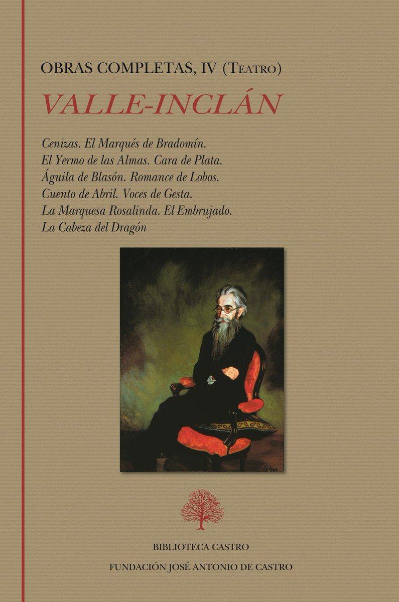 """test Twitter Media - Señala J. Fernández de Castro en su reseña al Teatro de Valle-Inclán (Obras completas IV): """"pese a lo disparatado de muchas situaciones... de pronto el lector cae en la cuenta de que está escuchando  el tono de voz inequívoco de Shakespeare"""". @elboomeran https://t.co/tkiQBNGG8z https://t.co/WBFpYA3jLv"""