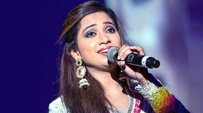 Dhoom Music Bangla wishes melody queen Shreya Ghoshal a very Happy Birthday.