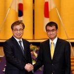 Japan, South Korea agree to maintain maximum pressure on North Korea: Minister