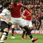 Bailly shackles Salah to end Egyptian's goal rush