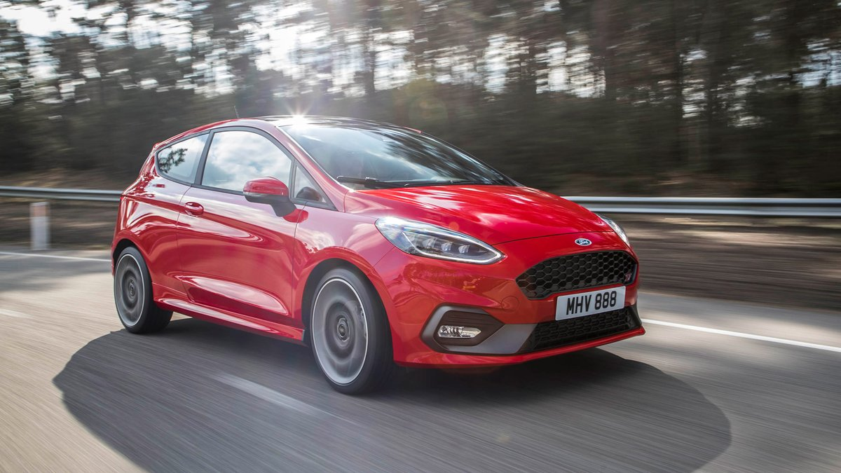 Ford Fiesta ST (2018): first ride in the new supermini