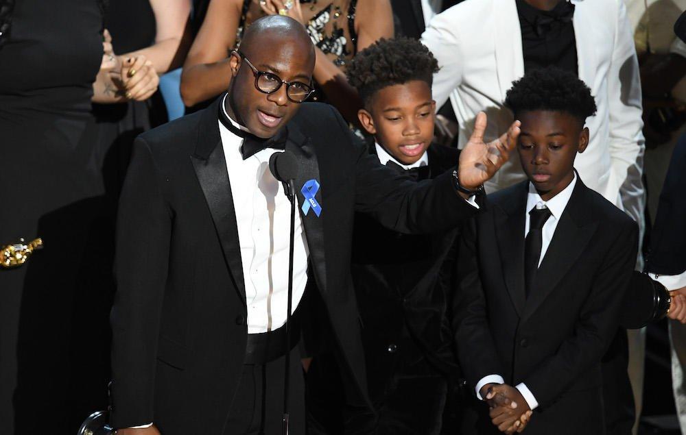 Watch 'Moonlight' director finally give his Oscar acceptance speech https://t.co/rASjyErq2h https://t.co/IXq8cwtpyh