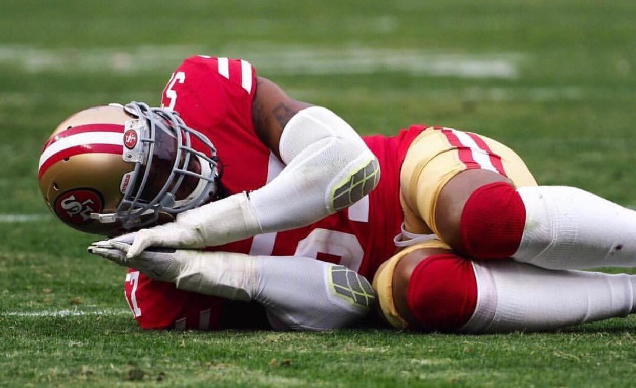 We heard it's #NationalNappingDay (but don't sleep on the 2018 #49ers ��) https://t.co/cdUWKnvJMH