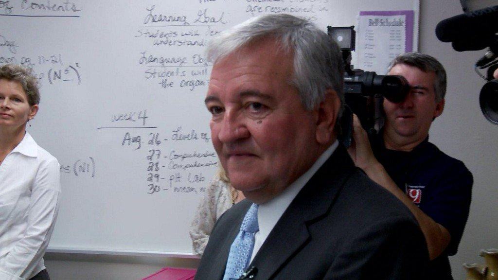 Oklahoma Secretary of State submitsresignation