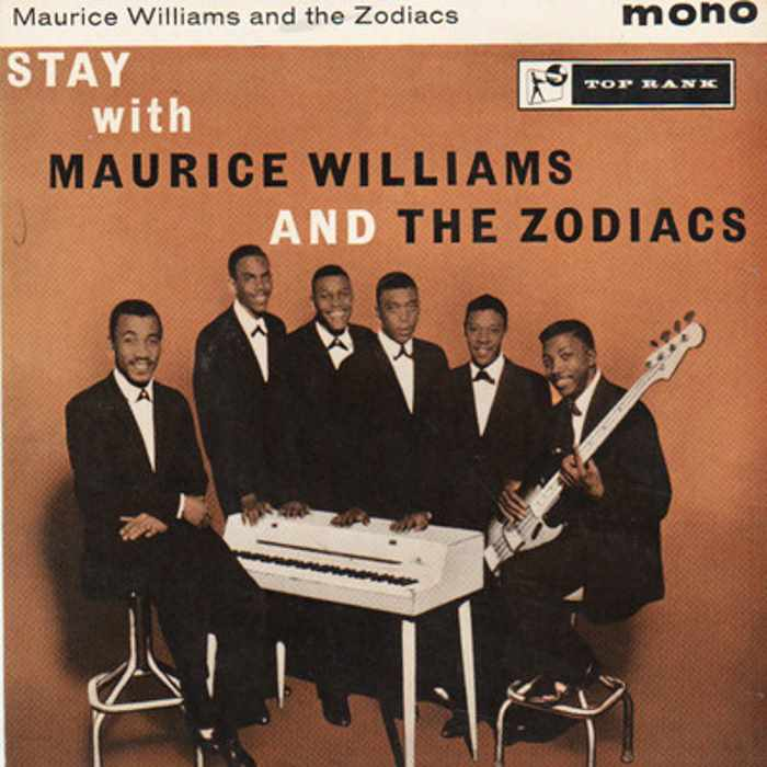 Our column The Number Ones looks at Maurice Williams And The Zodiacs' doo-wop classic 'Stay' https://t.co/fvquswsM2a https://t.co/dYpS1tKjXT