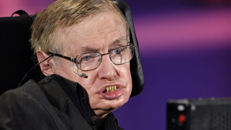 British physicist Stephen Hawking, one of the world's greatest scientists, dies aged 76 https://t.co/QC4hyMYESO https://t.co/J0ayREvi1z