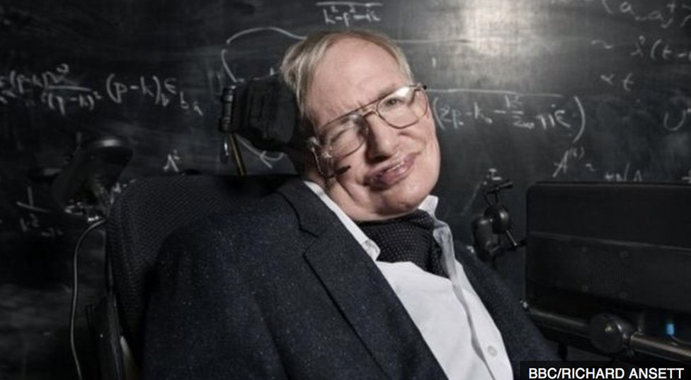 �� World renowned physicist Stephen Hawking has died at the age of 76. https://t.co/WxYeUddUJB https://t.co/Sbl0zn1Dma