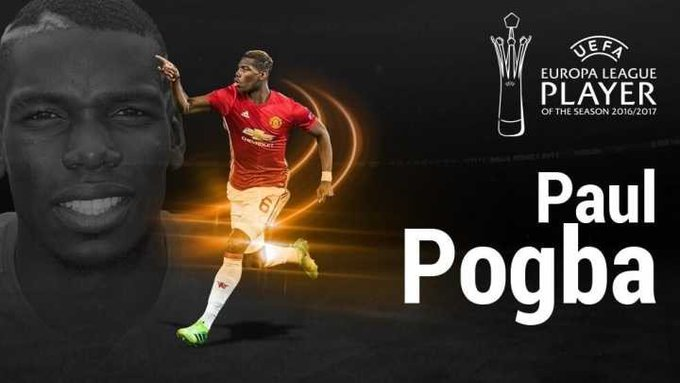 Happy birthday Paul pogba Wish you long life ahead my player,