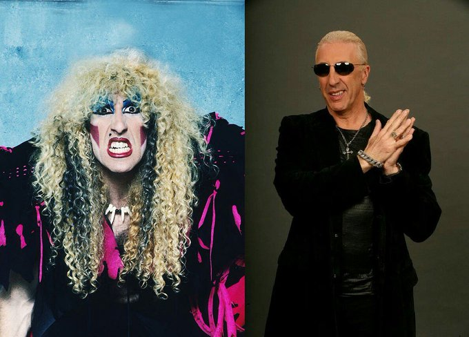 Happy 63rd birthday to legendary Twisted Sister frontman, Dee Snider.