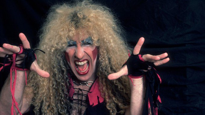 Happy Birthday to icon Dee Snider