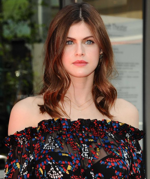 Happy Birthday to Alexandra Daddario   About: