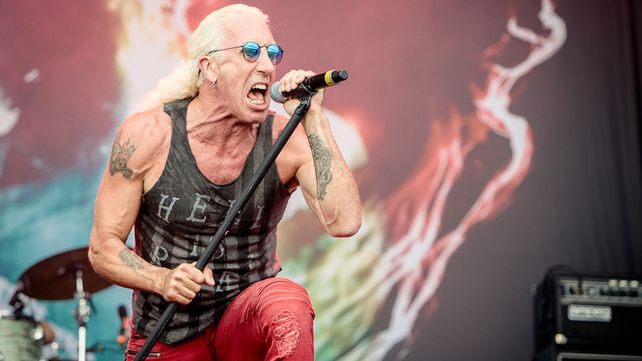 Happy birthday to Dee Snider of Twisted Sister,
