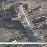 At least 6 crushed to death in Florida International University pedestrian bridge collapse