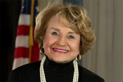 """test Twitter Media - """"We have truly lost a genomics champion,"""" says Dr. Eric Green, NHGRI Director, on the passing of Rep. Louise Slaughter https://t.co/iRux8Eeg9Z https://t.co/EF5Jt4RavN"""