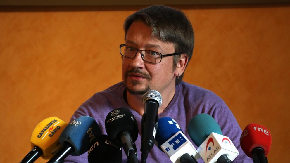 Domènech acusa a los soberanistas de despreciar el autogobierno catalán https://t.co/OL042cQOI8 https://t.co/oc8R0PxP7V