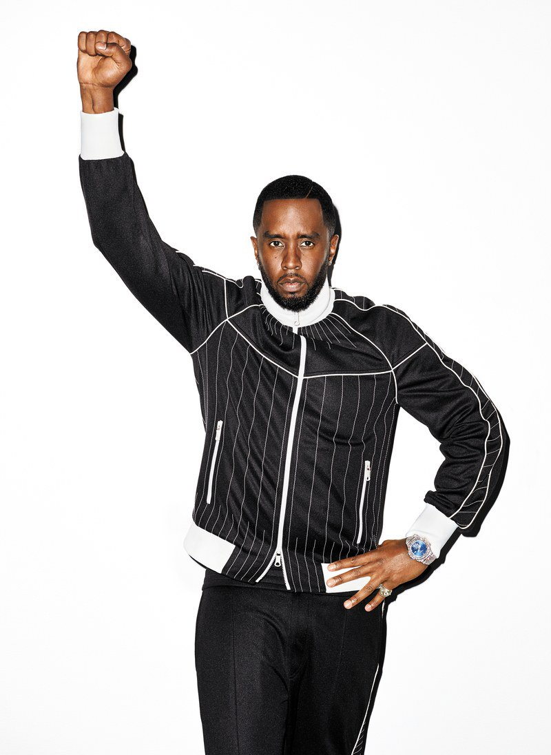 RT @GQMagazine: Our April cover star needs no introduction. Ladies and gentlemen, @Diddy. https://t.co/qvwYJnTqJ3 https://t.co/rRgTKrMSka