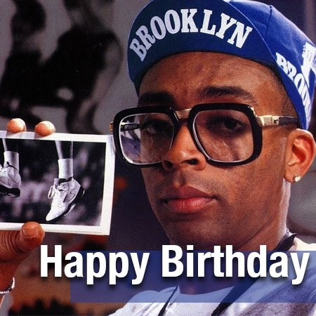 Happy Birthday Spike Lee ( !!